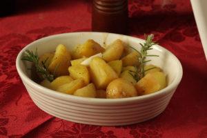 Albergo centro patate al forno